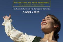 'La Infanta y Apolo' abrirá el XXII Festival de Arte Femenino de Cartagena de Indias, Colombia.